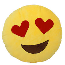 Emoji Emoticon Cushion Soft toy delivery in Hyderabad India