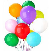 Send Gas Balloons Online Hyderabad Birthday