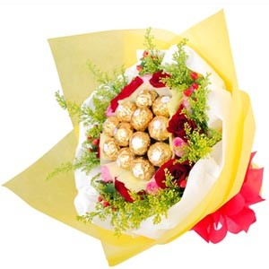 chocolate bouquet delivery  Hyderabad